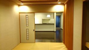 モデルルームを事務所にリノベーション2
