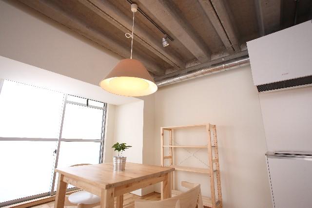 小さなお部屋もちょこっとリノベーションで素敵に大変身!