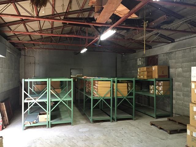 1階から2階まで広々お使いいただけるため、物流倉庫としても活躍します!