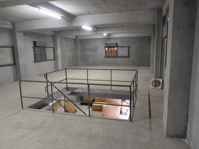 しっかりとしたコンクリート造りのため、使用用途は無限です